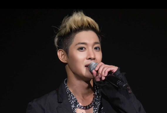 [Voice] Kim Hyun Joong - Japan Mobile Site Update [15.08.12]