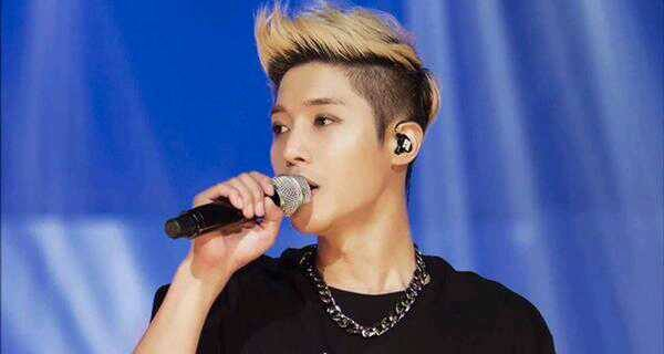 [Voice] Kim Hyun Joong - Japan Mobile Site Update [15.08.19]