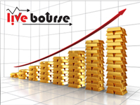 پنجمین هفته خوشبینی به طلا
