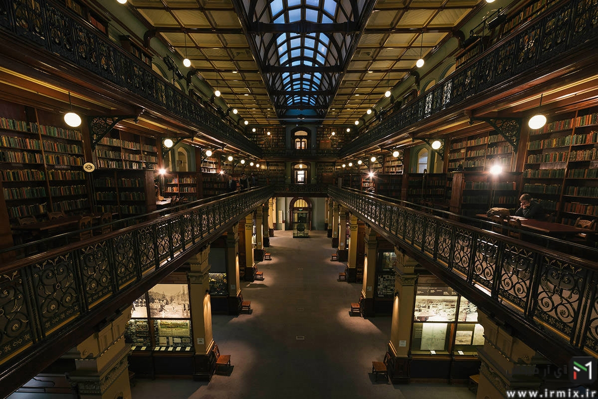 بهترین، قشنگ ترین، باحال ترین کتابخانه های جهان