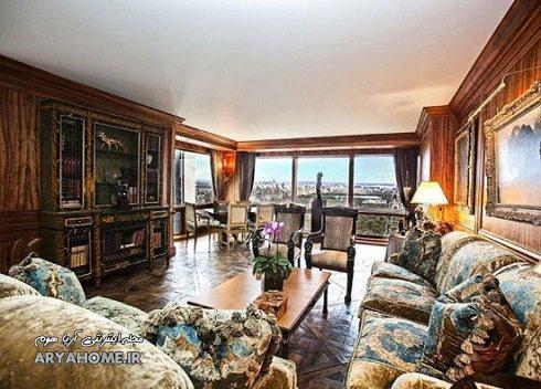 خانه زیبای رونالدو در نیویورک + تصاویر , اخبار ورزشی