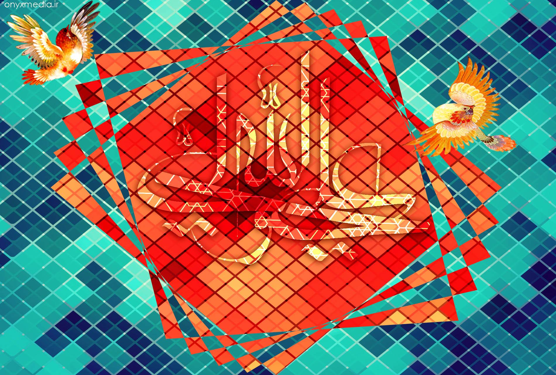 پوستر علی ولی الله