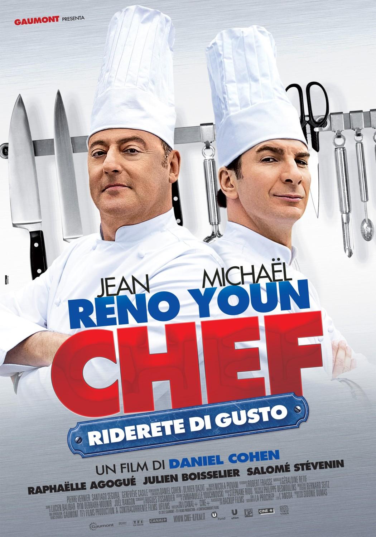 دانلود دوبله فارسی فیلم The Chef 2012