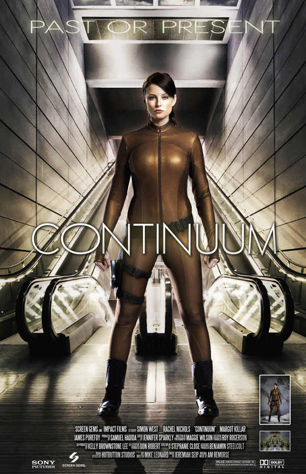 سریال Continuum فصل 4