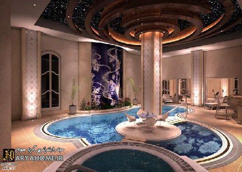 تصاویر خانه ثروتمندان و میلیاردرهای تهرانی , جالب و خواندنی