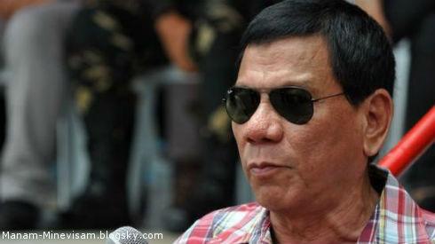 شهردار خشن فیلیپینی که به «مجازاتگر» معروف شد