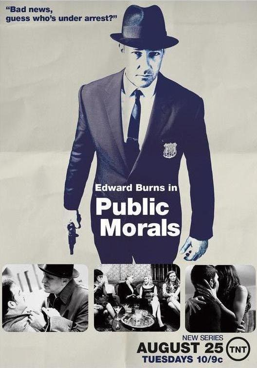 سریال Public Morals فصل 1
