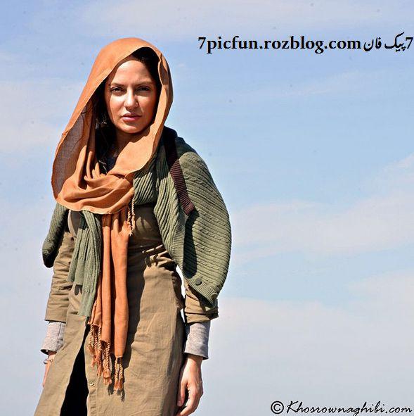 جدیدترین تصاویر مهناز افشار شهریور 94