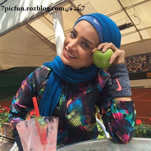 تصاویر جذاب و دیدنی از تینا آخوند تبار شهریور94
