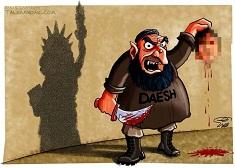 گروه تروریستی داعش می گوید: خانه خدا را نابود می کنیم