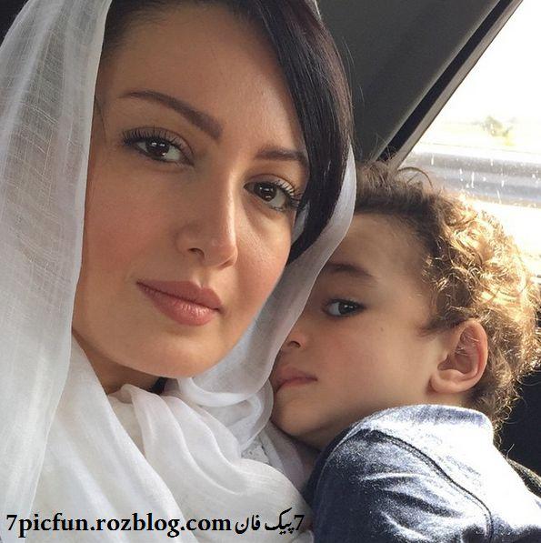 جدیدترین و زیباترین تصاویر شیلا خداداد شهریور 94