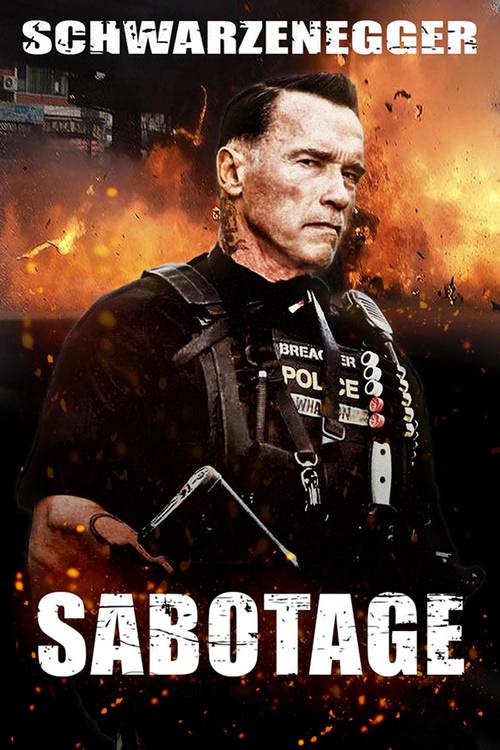 دانلود دوبله فارسی فیلم Sabotage 2014