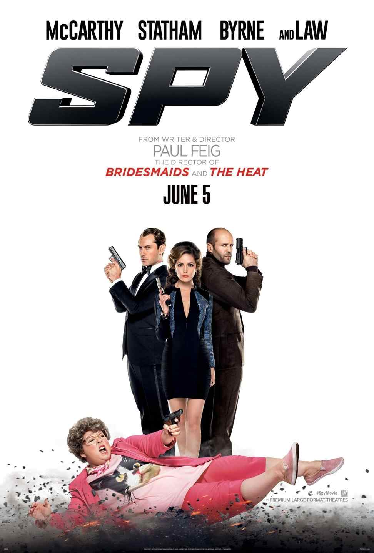 فیلم Spy 2015