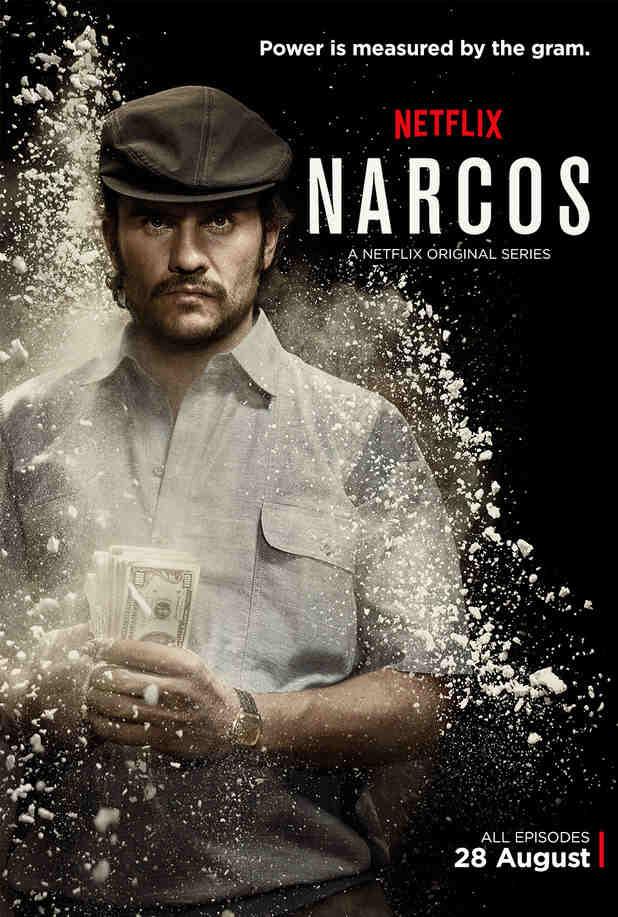 سریال Narcos