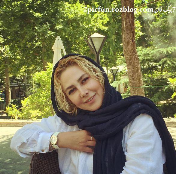 تصاویر جذاب و زیبا از آنا نعمتی شهریور 94