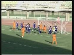 ویدئو: مس کرمان 1 - 0 داماش گیلان