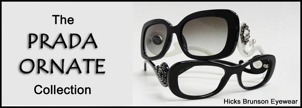 خرید عینک آفتابی پرادا اُرنیت ornate
