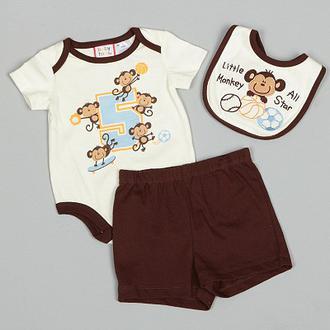 لباس نوزاد پسر