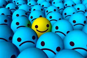 ۵ راه برای شاد شدن در کمترین زمان , روانشناسی