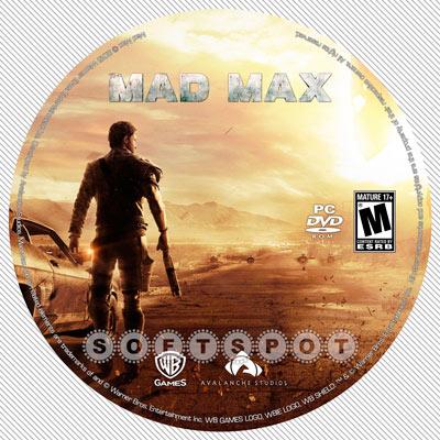 لیبلدیسک Mad Max