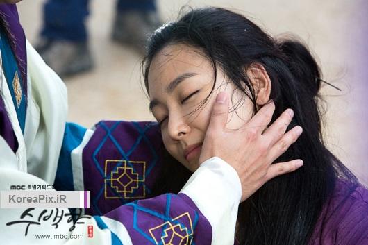 عکس های چاعه هوا ( همسر امپراطور ) در سریال دختر امپراطور