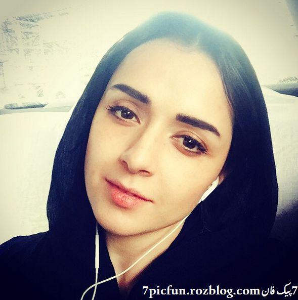 تصاویر جذاب و دیدنی از ترانه علیدوستی شهریور94