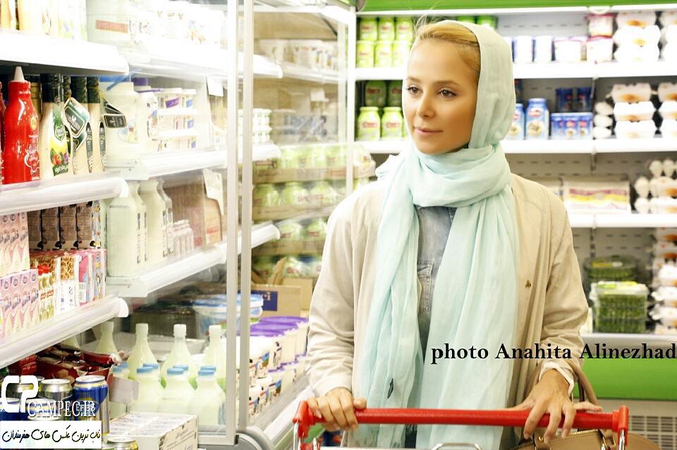 جدید ترین تصاویر الناز حبیبی شهریور 94 , عکس های بازیگران