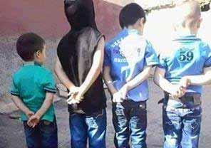 دستگیری سارقان بستنی فروشی (طنز) , عکس خنده دار