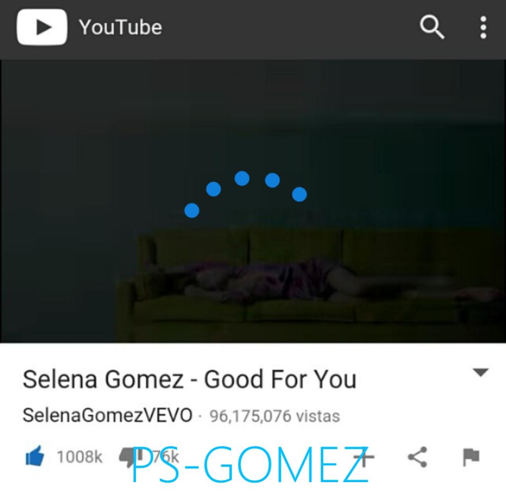 بیش از 1 میلیون لایک برای موزیک ویدئو GFYدر یو/تی/وب