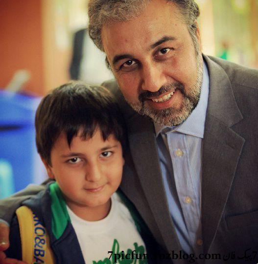 جدیدترین و جالب ترین تصاویر رضا عطاران شهریور 94