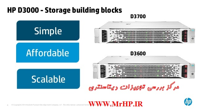 DAS HP, چیست D2000, خرید d2600, نصب d3000, نصب