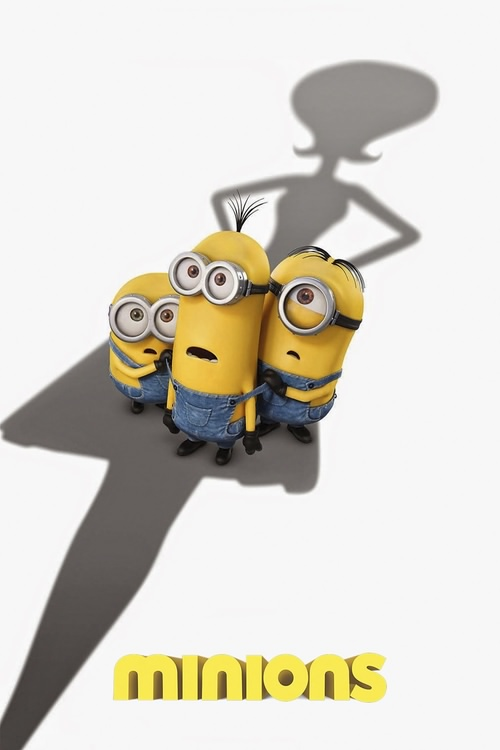 دانلود انیمیشن مینیون ها Minions 2015