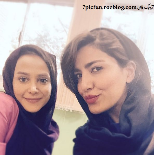 تصاویر زیبا و جنجالی از پریسا افخمی شهریور94