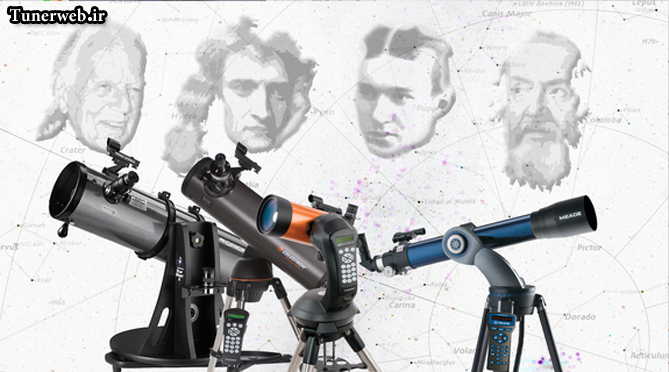 تصاویر تلسکوپ