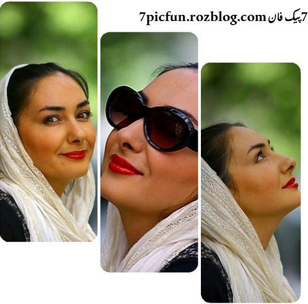 تصاویر جنجالی و دیدنی از هانیه توسلی شهریور94