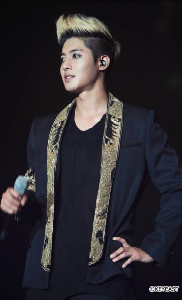 [Photo] Kim Hyun Joong Japan Mobile Site Update [2015.08.28]