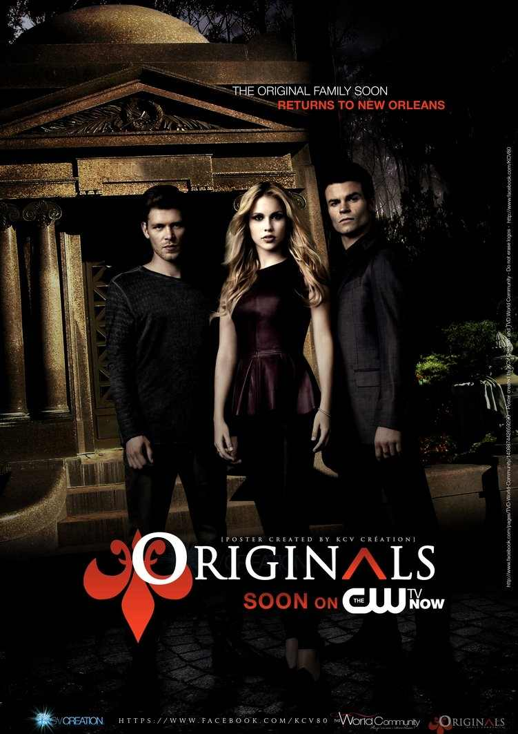 سریال The Originals فصل 3