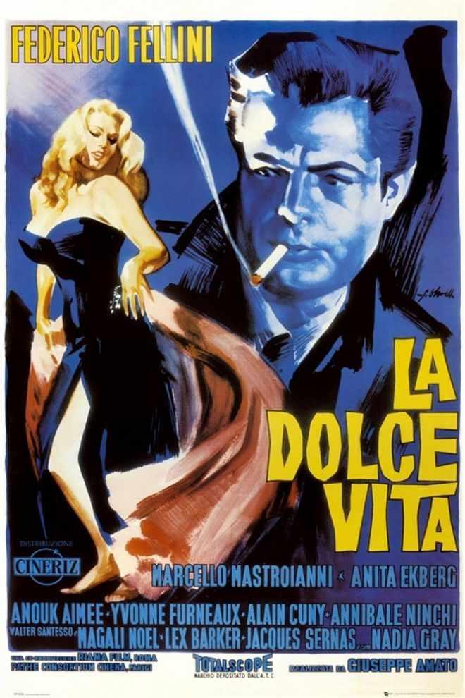 فیلم La Dolce Vita.1960