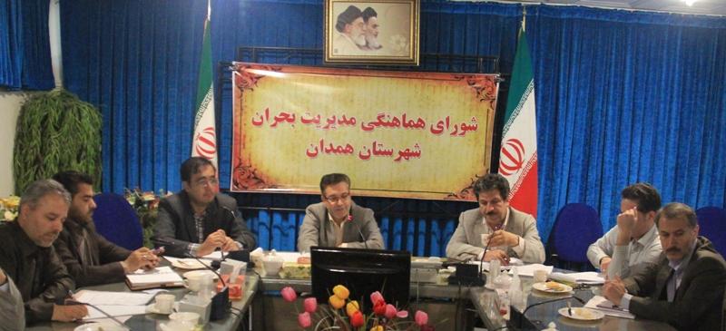 حسین افشاری -معاون فرماندار همدان