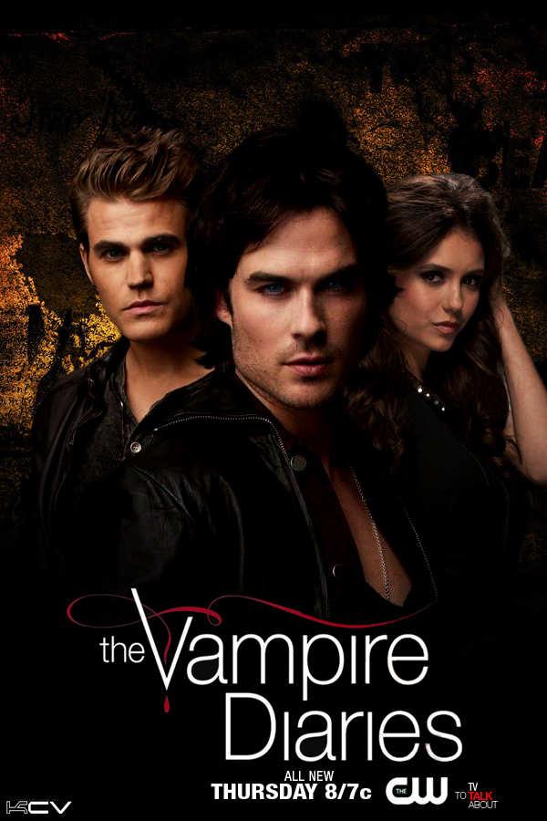 سریال The Vampire Diaries