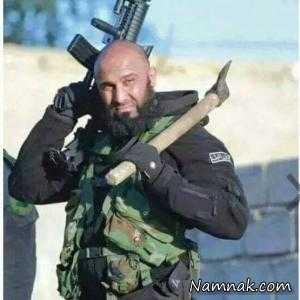 "داعش "" ابوعزرائیل "" را مجروح کرد , اخبار گوناگون"
