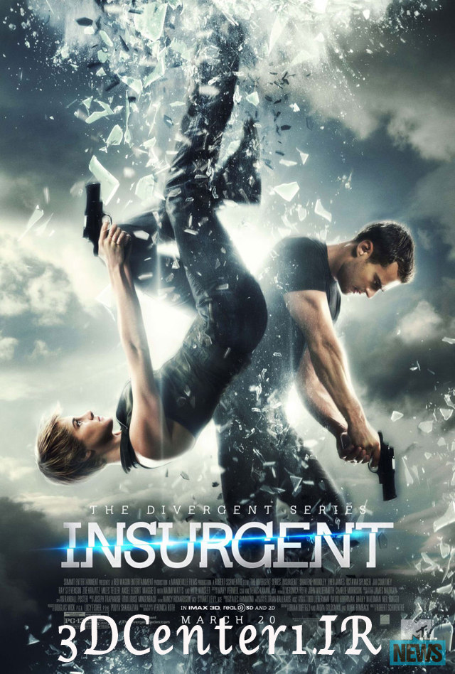 دانلود فیلم Insurgent 2015 با لینک مستقیم