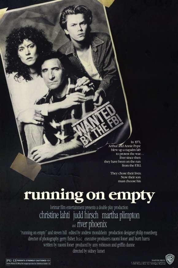 فیلم Running on Empty 1988