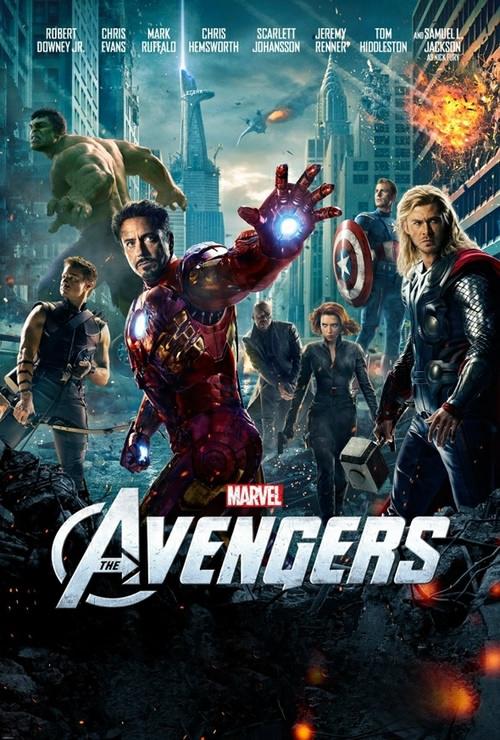 دانلود دوبله فارسی فیلم The Avengers 2012