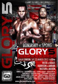 دانــلود مسابقات گلوری 5 | kickboxing | Glory 5: London