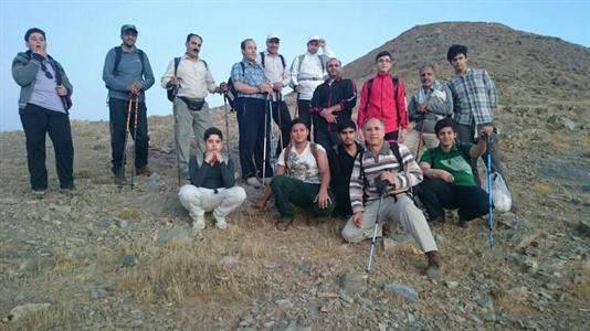 کوهنوردی و دعای ندبه