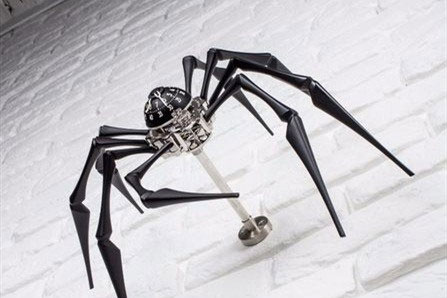 ساخت ساعت عنکبوتی در سوئیس , جالب و خواندنی