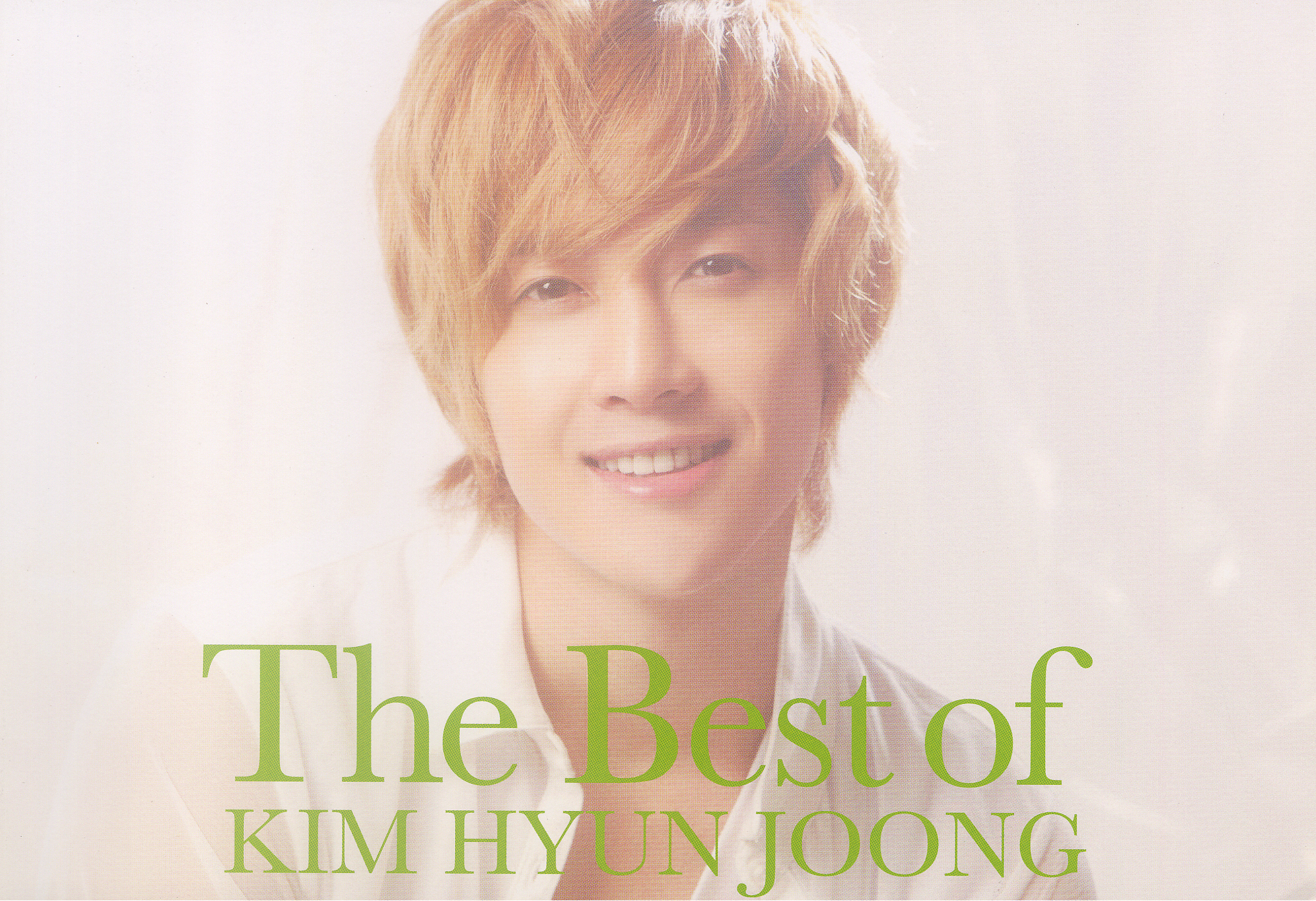 The Best Of Kim Hyun Joong CD