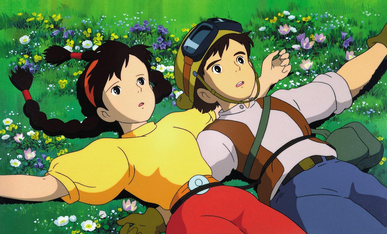 Castle in the Sky – 1986 -  Hayao Miyazaki