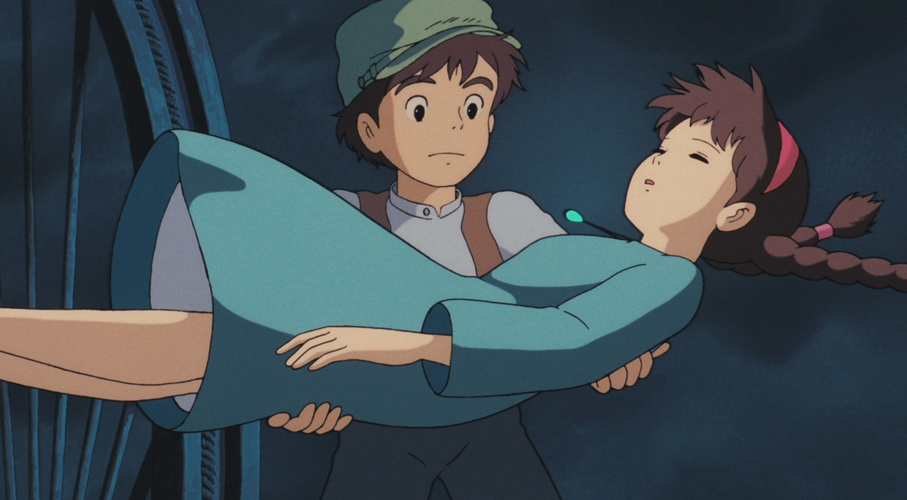Castle in the Sky – 1986 -  Hayao Miyazaki - خیالباف